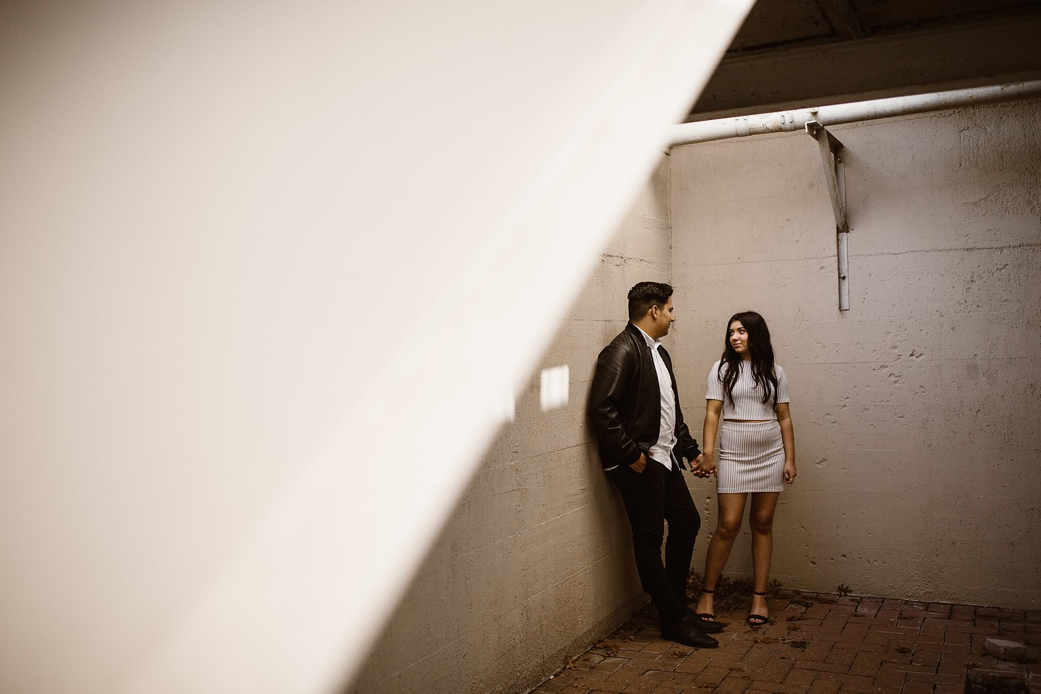 Fort Worth Engagement Session